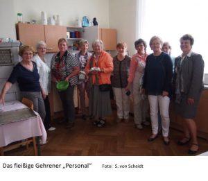Gruppenfoto Gehren