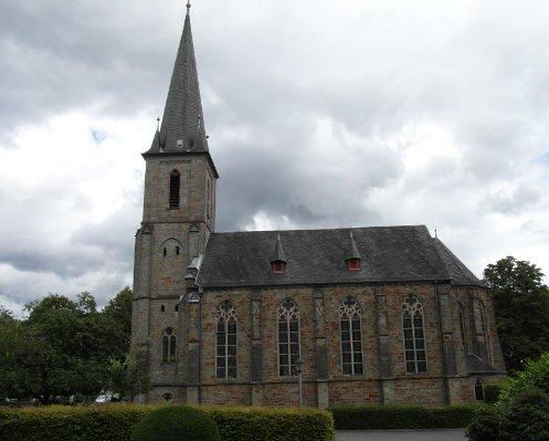 Foto Kirche Herchen