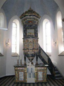 Bild Altar