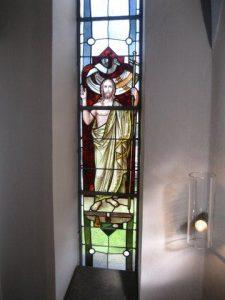 Bild Fenster Auferstehung Jesu