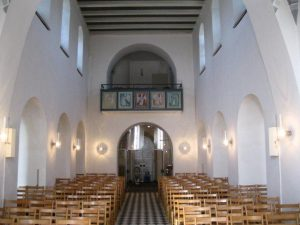 Bild Kirche von innen